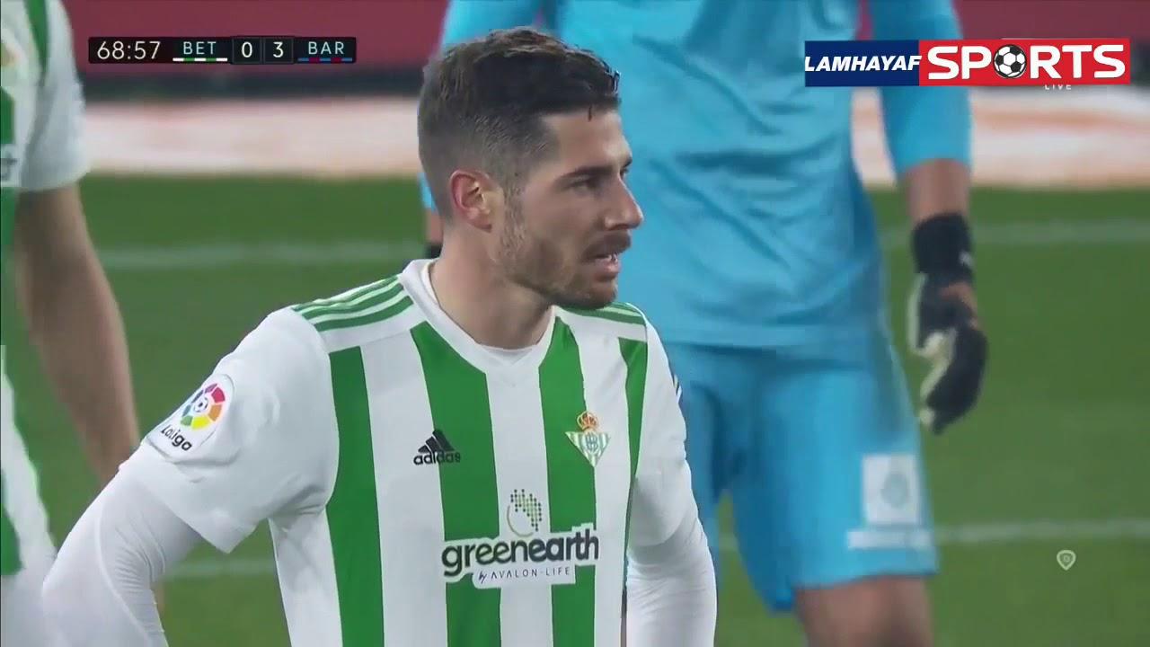 Download la liga Real Betis vs Barcelona 0-5 - All Goals & Highlights - 21/01/2018 HD