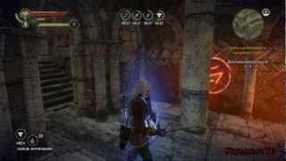 The Witcher 2. Прохождение Часть 71 (Охота на гаргулий 2) ПР