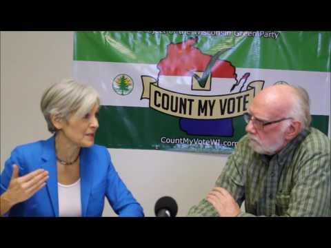Where is Bernie Sanders NOW! Jill Stein Interview