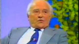 Kenneth Connor interview with Vince Hill