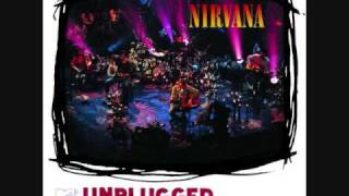Nirvana - Oh Me (Unplugged Version)