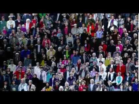 Sochi Winter Games 2014-Grand Opening Ceremony