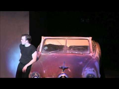 GREASE - The Drive-In scene/