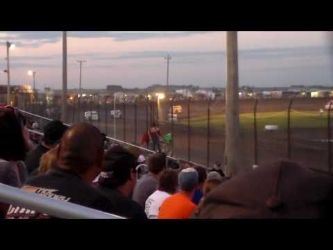 Modified Heat 6 @ Hancock County Speedway 08/13/16