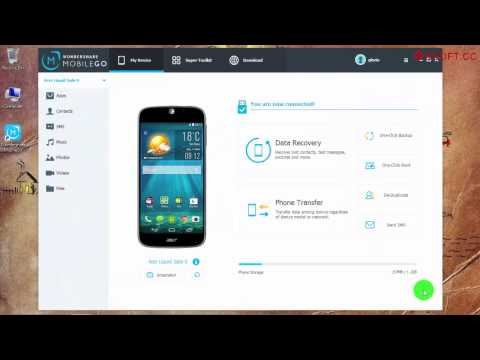 One Click Root your New Acer Liquid Jade S Android Smartphone