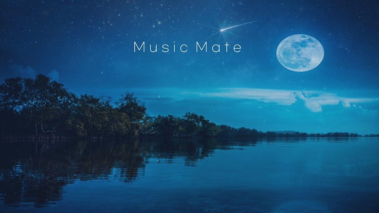 """잠들기전, 편안한 밤을 위한 수면음악☁불면증에 좋은 음악,잠이 안올때 듣는 음악,수면유도 음악 - """"River"""""""