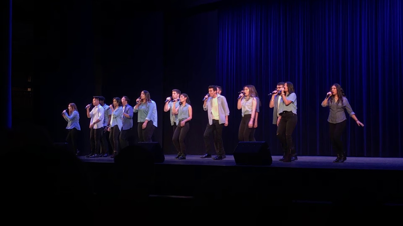 Not So Sharp Quarterfinals ICCA 2018 by Not So Sharp A Cappella
