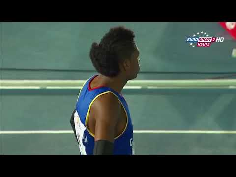 Christopher Taylor JAM 45 27 New Age 15 World Record 400m World Youth Champs 2015