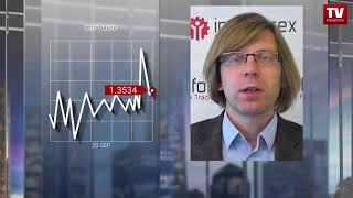InstaForex tv news: GBP/USD at highs in run-up to Fed decision  (20.09.2017)