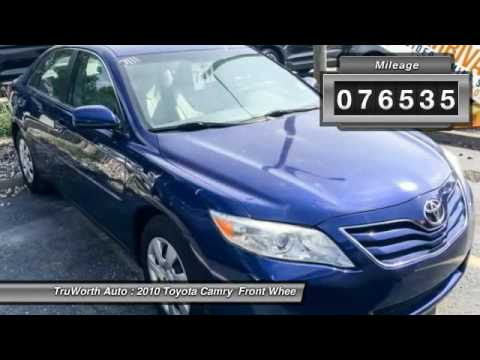2010 Toyota Camry Indianapolis IN 6802 - YouTube