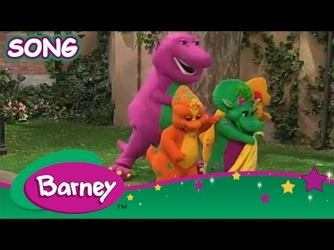 Barney - Hide and Seek With... Elephants!