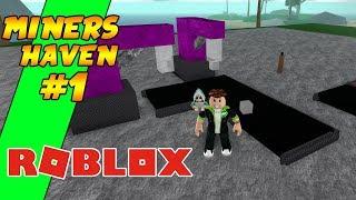 BEDAVA İTEM KAZANIYORUZ / Roblox Miner's Haven / Roblox Event / Roblox Türkçe / Oyun Safı