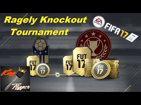 Fifa 17 - daily knockout tournament - Min 3 la liga players