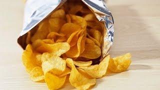 Хочу все Знать! Вредны ли чипсы для здоровья