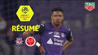 Toulouse FC - Stade de Reims ( 0-1 ) - Résumé - (TFC - REIMS) / 2019-20