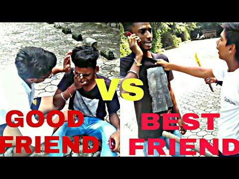 BEST FRIEND vs GOOD FRIEND | VINE BY | KD yadav|