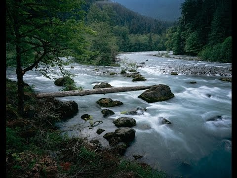 Sound of Beas river flowing - Manali
