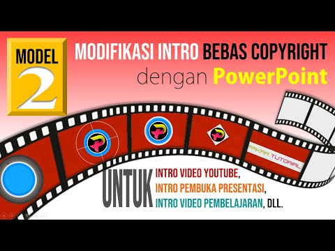 Bikin Intro Keren dengan Cara Modifikasi Intro Bebas Copyright