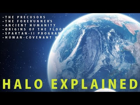 HALO EXPLAINED PART 1: The History Of The Galaxy