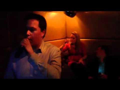 Islands In The Stream Karaoke Style