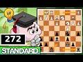 Standard Chess #272: Game 1 vs. Tom (English Rat Defense)