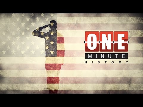 Memorial Day - For the bravest of all - Origins of National Holidays - One Minute History