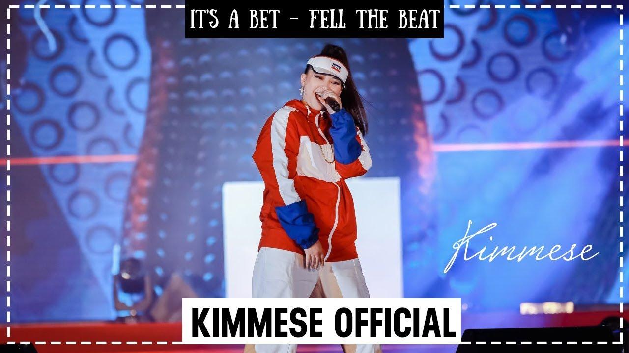Kimmese - Mashup It's A Bet - Fell The Beat - Levi's 501Day Music Festival 2019 [Full HD]
