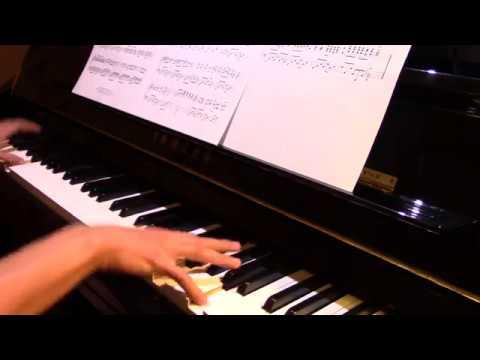 Oto no Naru Hou e - Goose house (Piano Cover)
