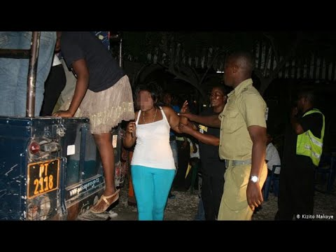 MID-NIGHT Dar es salaam TANZANIA NIGHTLIFE || iam_marwa