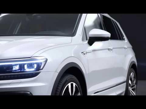 2016 Volkswagen Tiguan R Line Exterior