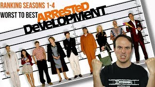 All 4 Arrested Development Seasons Ranked Worst to Best