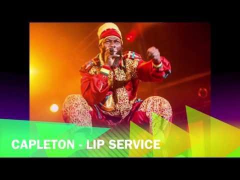 CAPLETON - LIP SERVICE [2015] PANDORA RIDDIM