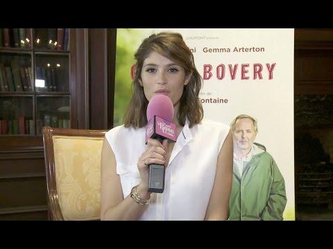 Gemma Bovery : Une rencontre avec l'ex-bond girl Gemma Aterton