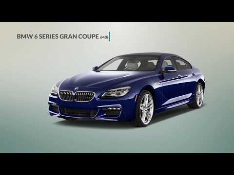 2018 BMW 6 Series Gran Coupe 640i M Sport Edition Sedan Video Review