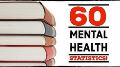 60 Mental Health & Bipolar Statistics... We're NOT Alone!