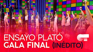 "*ENSAYO INÉDITO* | ""Sal De Mí"" - GRUPAL | GALA FINAL | OT 2020"