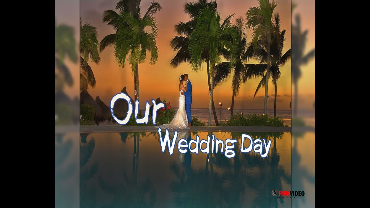 St Lucia Destination Beach Wedding Sugar Resort Spa Provideo