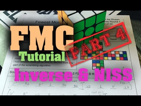 Inversions and NISS: FMC part 4