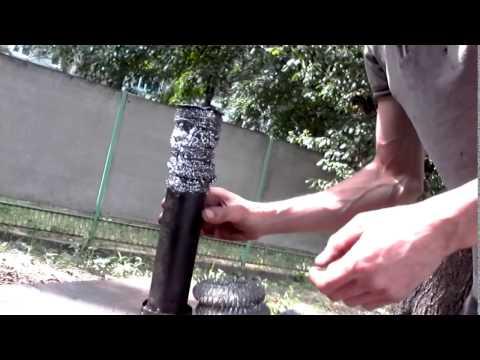 Как сделать выхлопную трубу тише на Минске