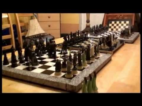 Lord Of The Rings chess set 3 of 3