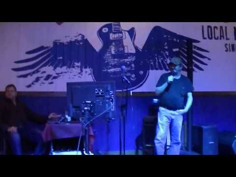 Dale Stone & Leo Davis sing at Wild Wings..1-17-2017