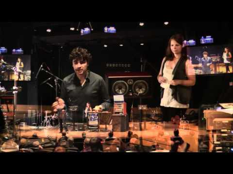 Tracking the Band with Fab Dupont at Sweetwater - Part 1 of 6