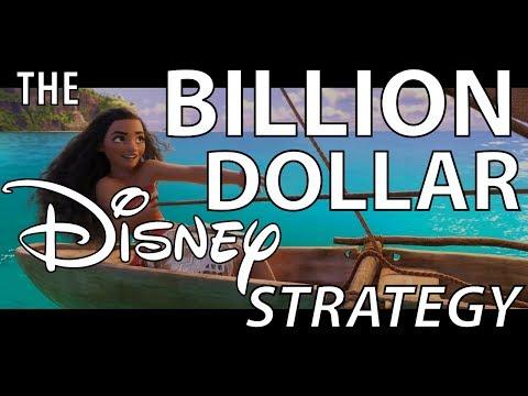 Disney's Billion Dollar Business Strategy
