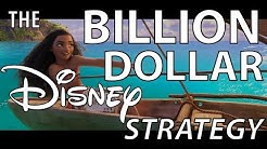 Disney's Billion Dollar Business Strategy