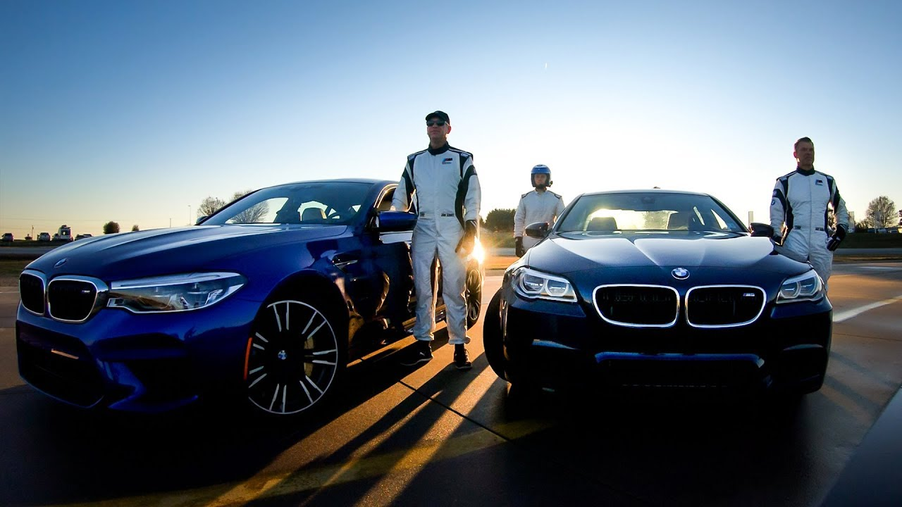 Gopro Bmw Sets Guinness World Records Title For Drifting 4k