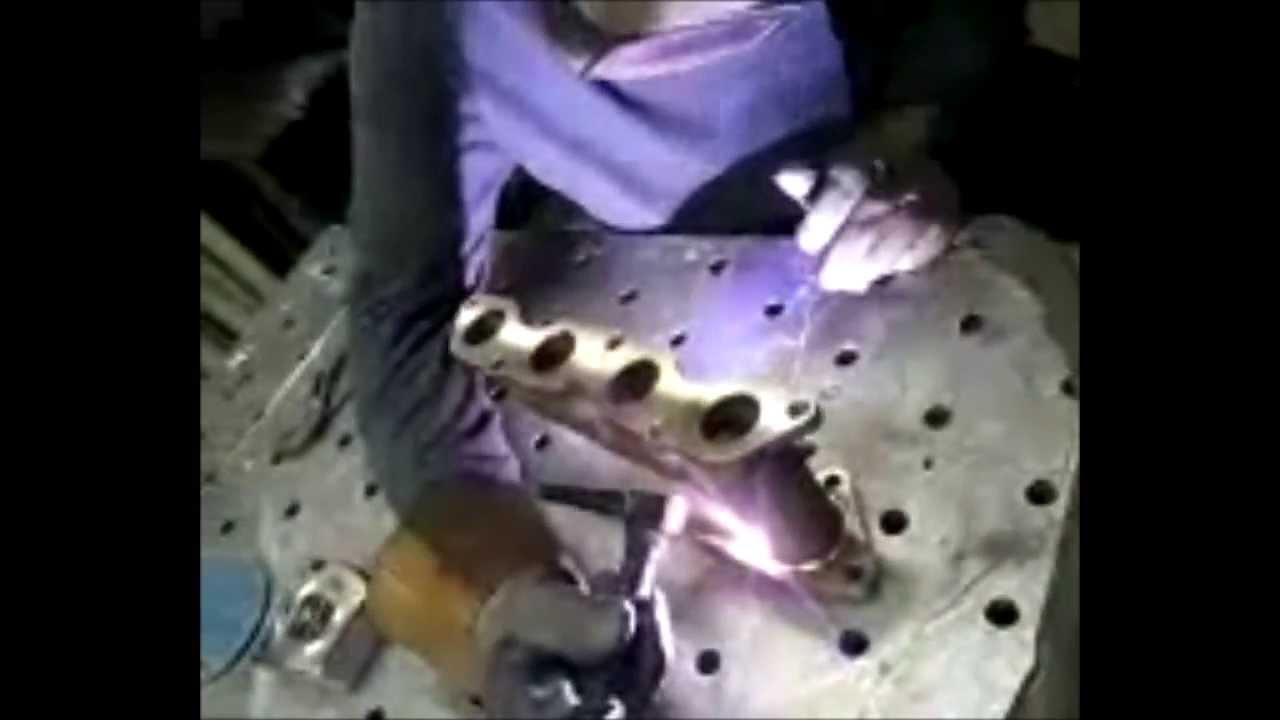How to build a turbo manifold diy youtube solutioingenieria Choice Image