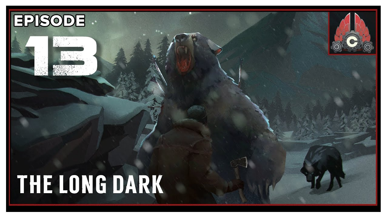 """CohhCarnage Plays The Long Dark (Episode Four) """"Fury, Then Silence"""" - Episode 13"""