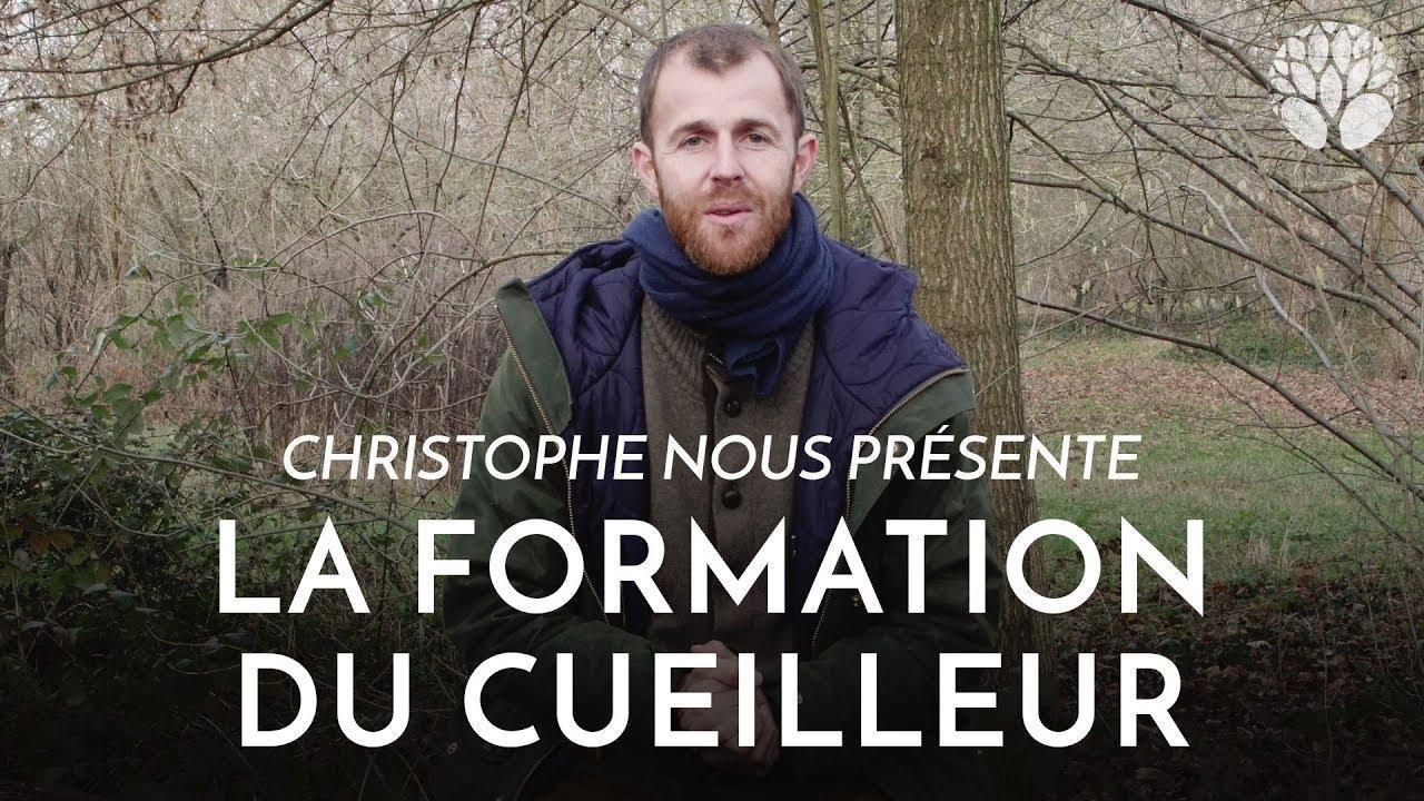 Christophe nous présente la formation du cueilleur en détail