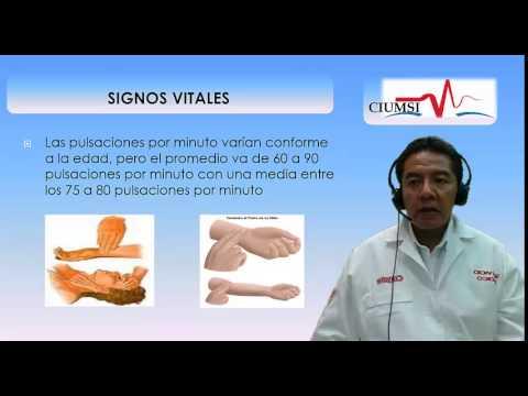 PAMI Signos Vitales Crayola - YouTube