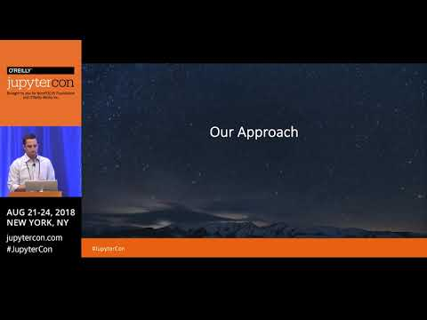 Using Jupyter to Empower Enterprise Analysts - Dave Stuart (Department of Defense)